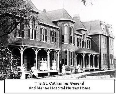 """Early Schools of Nursing   (1874 - 1895)   The first of the """"Nightingale schools"""" for nurses   in Canada – the Mack School for Nurses – was established in 1874 at St. Catharines, Ontario. A few schools in the United States predated this."""