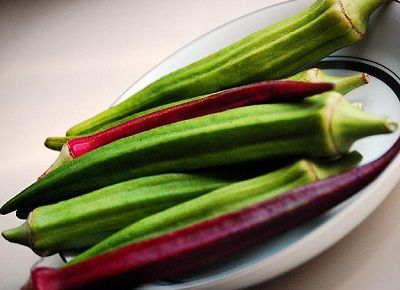 Okra vegetable is very beneficial for the body and here is why.