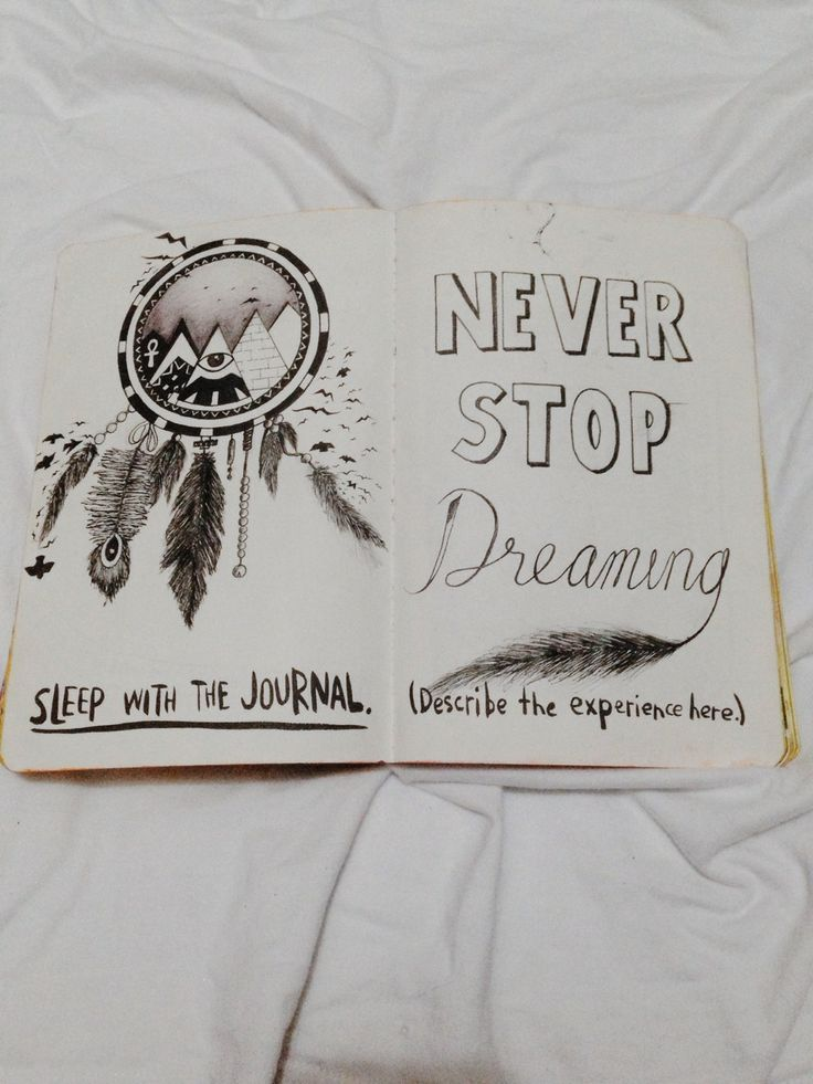 Sleep & Dream Diary