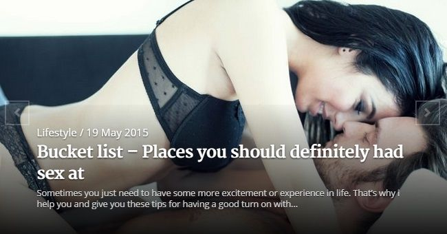Places Sex