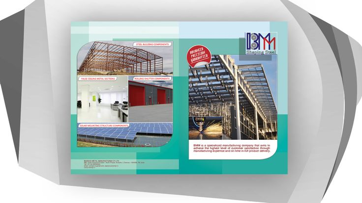 Wordist - #besurprised Advertising – Brochure Designs, Brochure Printing, Multi colour Brochure, Single Colour and Two Colour Brochures, Perfect, Spiral, Book Binding and All Laminations Done   Client - Bairava Metal Manufacturar. This is a Brochure done for Bairava Metal Manufacturar. The concept was to come up with a creative design and it is designed and conceptualised by the Team #wordistprints. We were asked to come up with a creative design. Follow Wordist to see more of our updates.