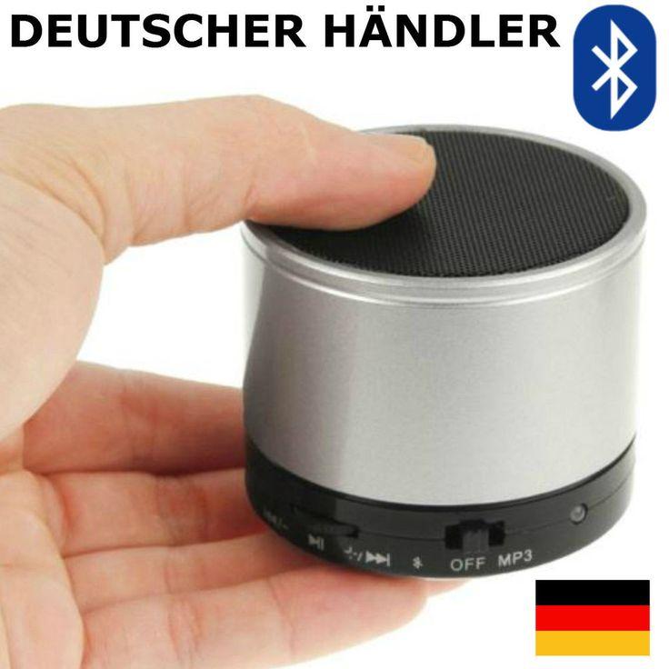 Mini Bluetooth Lautsprecher Box  + Freisprecheinrichtung Mikrofon +TF Cardreader