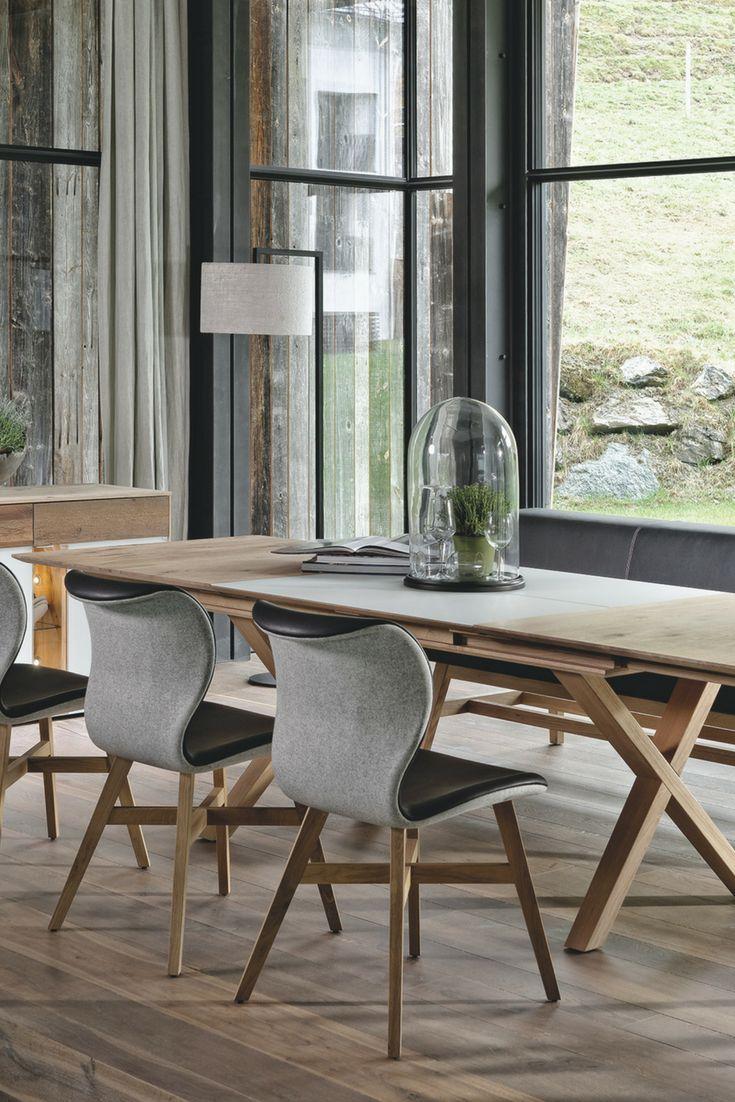 2017 Esszimmer Skandinavischer Stil Grau