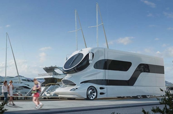 3 million dollar motor home. no matter how much it costs, I'm guessing you still have to empty out the potty.: Campers Rv, In Style, Airstream Campers, Dollar Motors, Palaces, Comforter Mobiles, Rvs, Dollar Mansions, Mobiles Millionaire