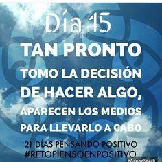 21 Dias pensando positivo #retopiensopositivo
