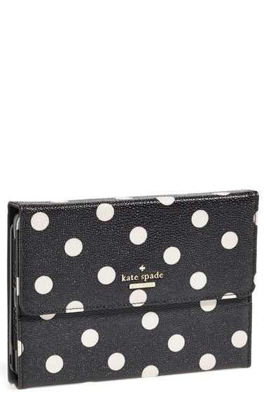 kate spade new york 'cedar street - dot' iPad mini keyboard case available at #Nordstrom