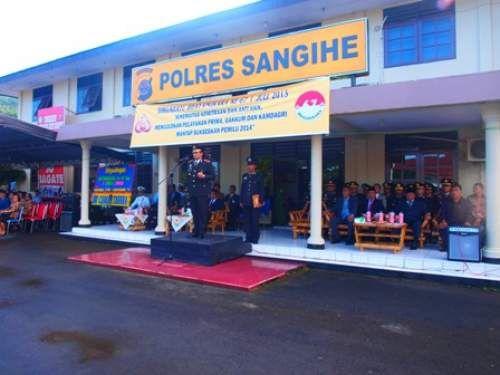 Amankan Warga Filipina Polres Sangihe Bakal Koordinasi ke Davao