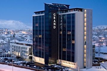 The Grand Hotel Reykjavik, Reykjavik, Iceland