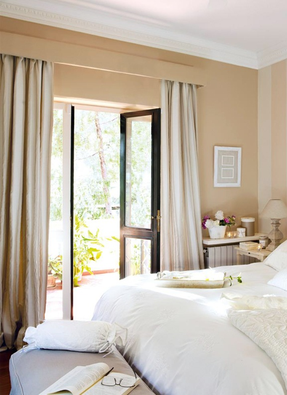 1000 images about bedrooms create your sanctuary on pinterest neutral bedrooms guest rooms. Black Bedroom Furniture Sets. Home Design Ideas