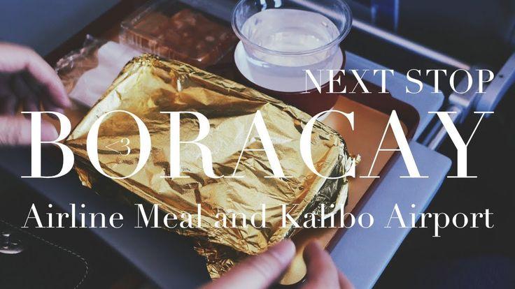 [長灘島#01]菲律賓航空飛長灘島機上早午餐,Kalibo Airport, 換匯和辦SIM卡(Boracay airline meal and...