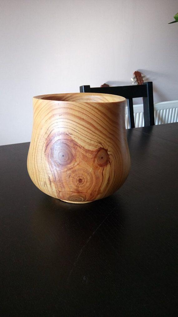 Pine Tulip Bowl