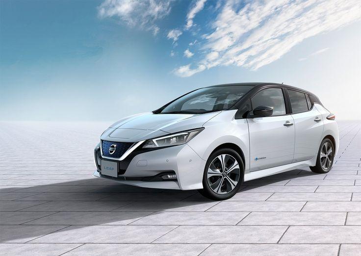 Leginnovatívabb autó – Nissan LEAF CES díj