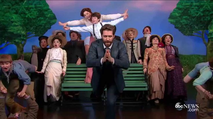 "Finding Neverland (Broadway) - ""Believe"" [LIVE @ GMA]"