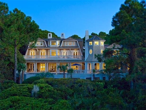 Dreamy homes for sale on kiawah island hgtv frontdoor for Hgtv home for sale