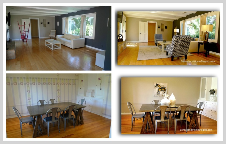 17 best images about staging before and after on for Staging before and after