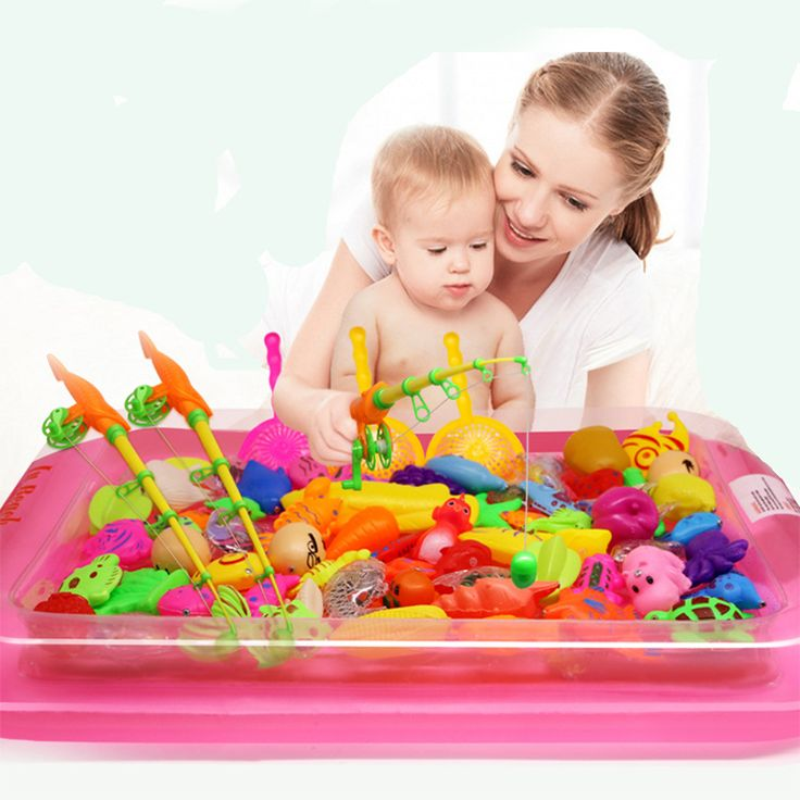 Fishing Game Outdoor Toys | Price: $12.75 | #babies #pregnancy #kids #mommy #child #love #momlife #babygirl #babyboy #babycute #pregnant #motherhood #photography #photoshoot