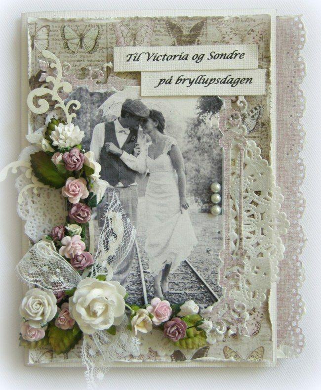 Открытка с годовщиной свадьбы 1 год скрапбукинг
