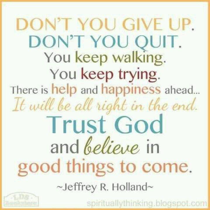 Elder Jeffrey R Holland Quotes. QuotesGram by @quotesgram
