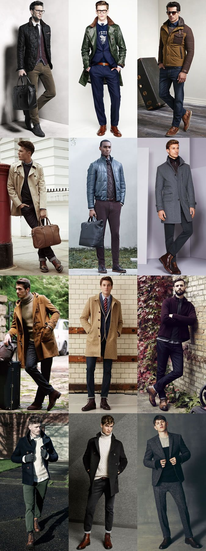 A great pair of formal boots can be dressed up or down with ease, looking just as good with your suits as they do with slim denim jeans and a leather jacket. We break down the four key men's smart boot styles on the current market - from Oxfords to Brogues - picking out our favourite brands and models while showing you how to wear them in a variety of modern ways.
