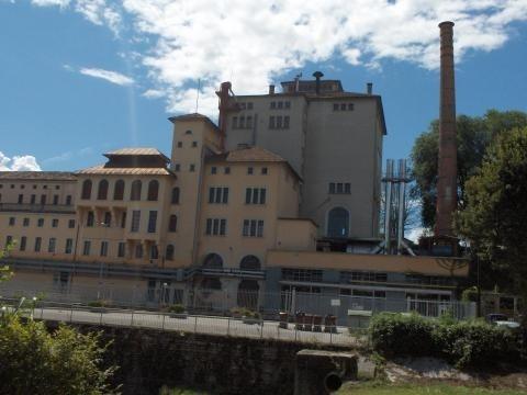 La Fabbrica della Birra a Pedavena Belluno Dolomiti Veneto Italia