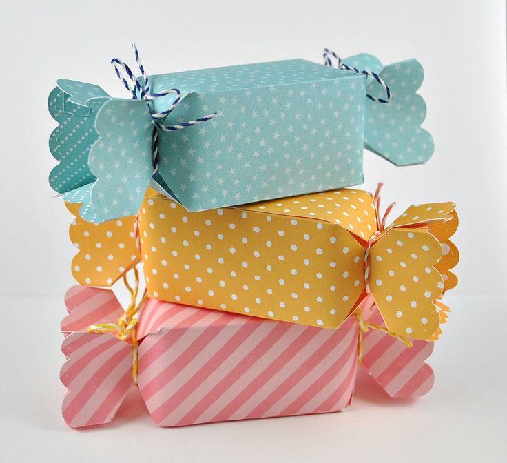 candy box | Lawn Fawn