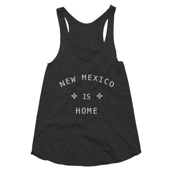 New Mexico is Home Tank Women's