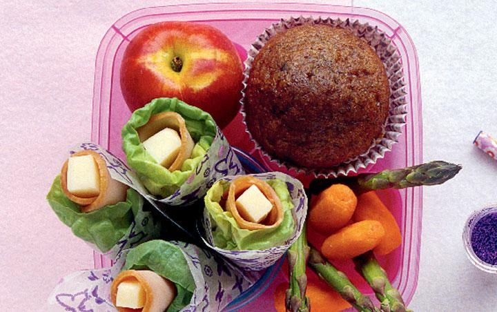 The kids will LOOOOOVE these fun, lunchbox finger foods (and did we mention they're super healthy too?)