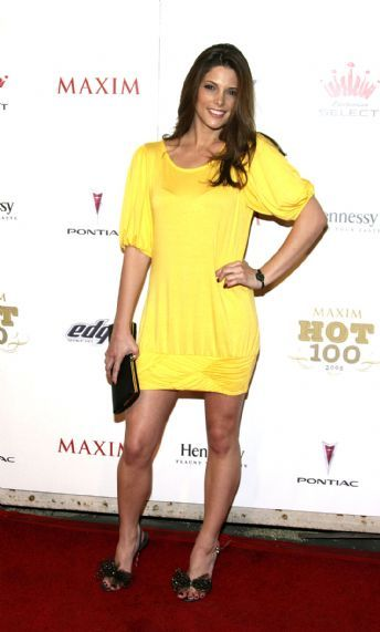Ashley Green`s shoes at the VH1 Maxim Hot 100 celebrity party on May 21, 2008 at Paramount Studios in Los Angeles, California.