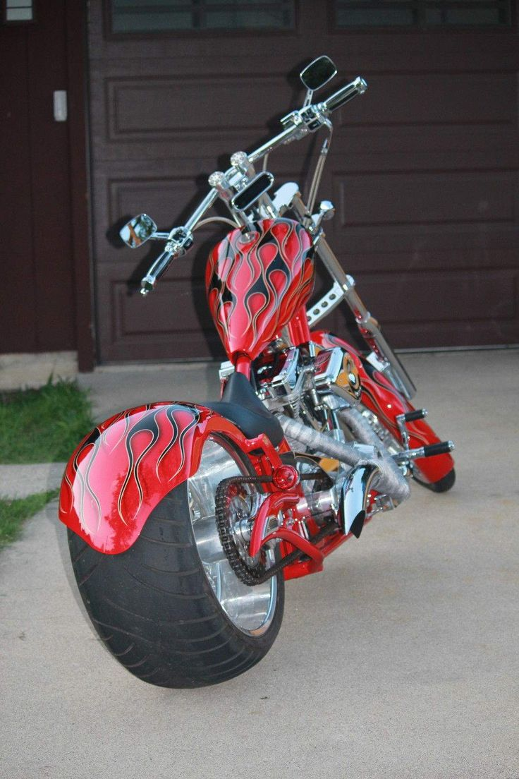 Big Bear Sled Chopper 4