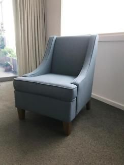 Modern upholstered chair | Armchairs | Gumtree Australia Molonglo Valley - Wright | 1176288810