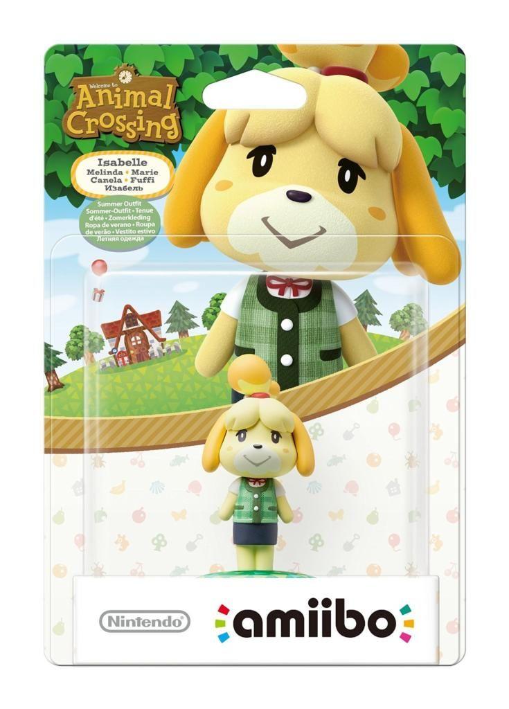 Amiibo Marie en tenue d'été (Animal Crossing Collection) - WII U - Acheter vendre sur Référence Gaming