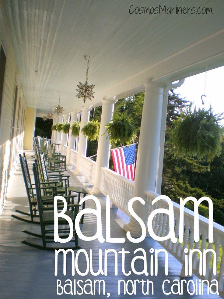 A Mountain Getaway, 1910s Style: Balsam Mountain Inn, Balsam, North Carolina