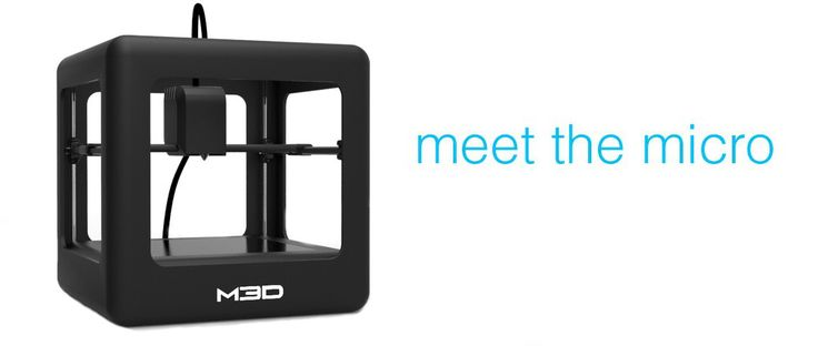 The Micro, An Easy-to-Use 3D Printer for Beginners
