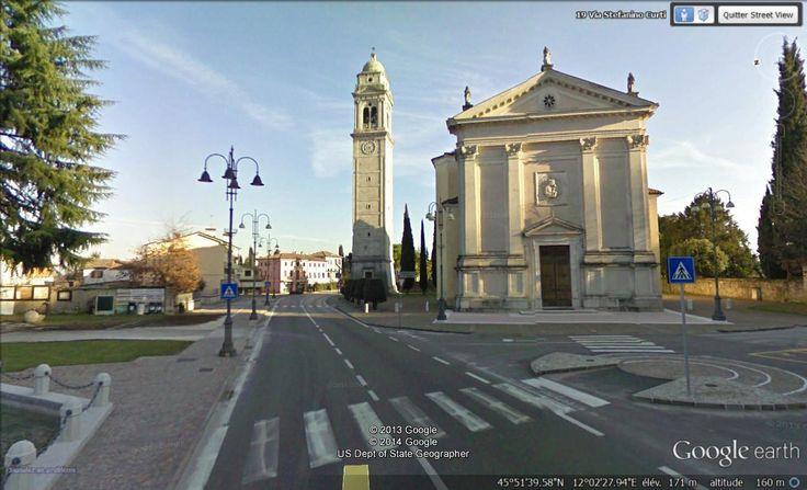 iglesia  de vidor (treviso)
