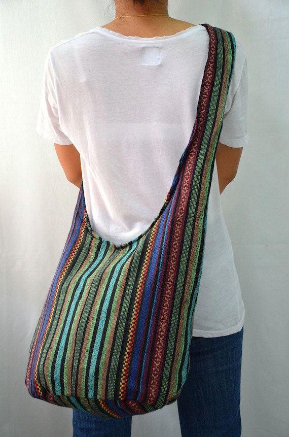 Nepali Hippie Hobo Boho Sling Messenger Bag Cross body PNP5109