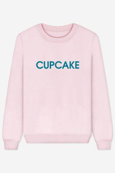 Cupcake – brodé