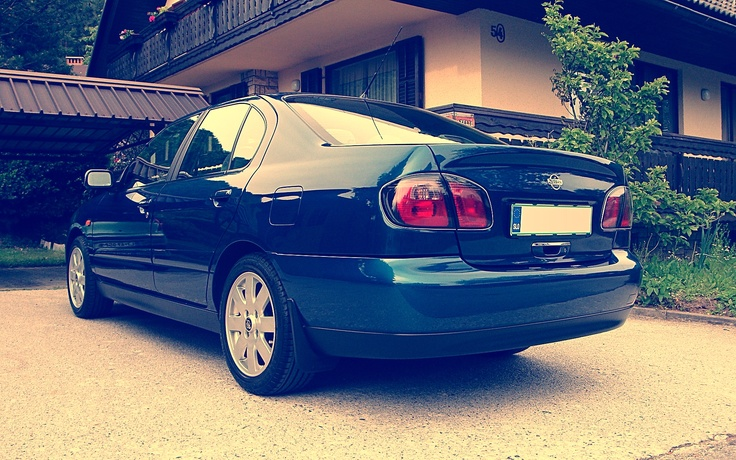 My Nissan Primera P11