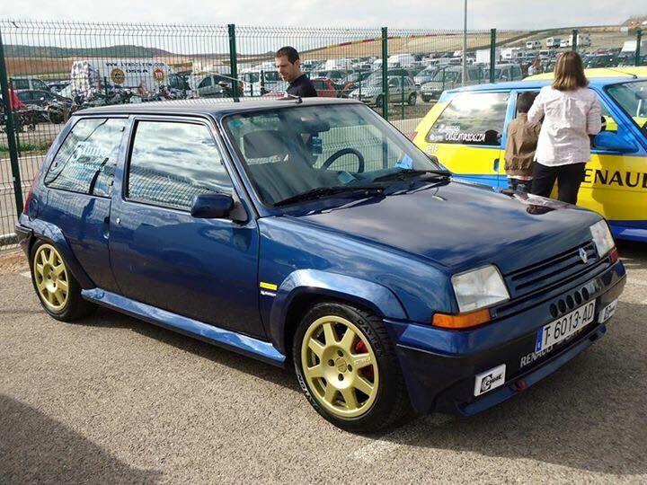 7 best renault 5 gt turbo images on pinterest renault 5 for Garage renault rots