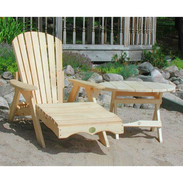 15 best images about the bear chair company on pinterest for Adirondack chaise lounge