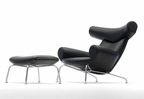 Erik Jørgensen /Hans J. Wegner EJ 100 'Ox' chair