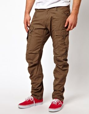 G Star Cargo Pants Rovic 3d Loose Tapered Field Twill