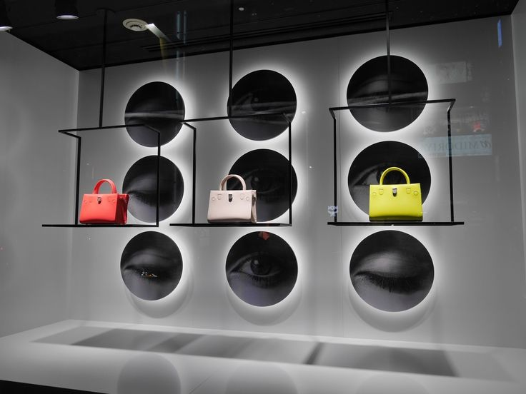 """MATSUYA DEPARTMENT STORE, Tokyo, Japan, """"Well....I've had my eyes on you for a long,long time"""", for DIOR, pinned by Ton van der Veer,"""