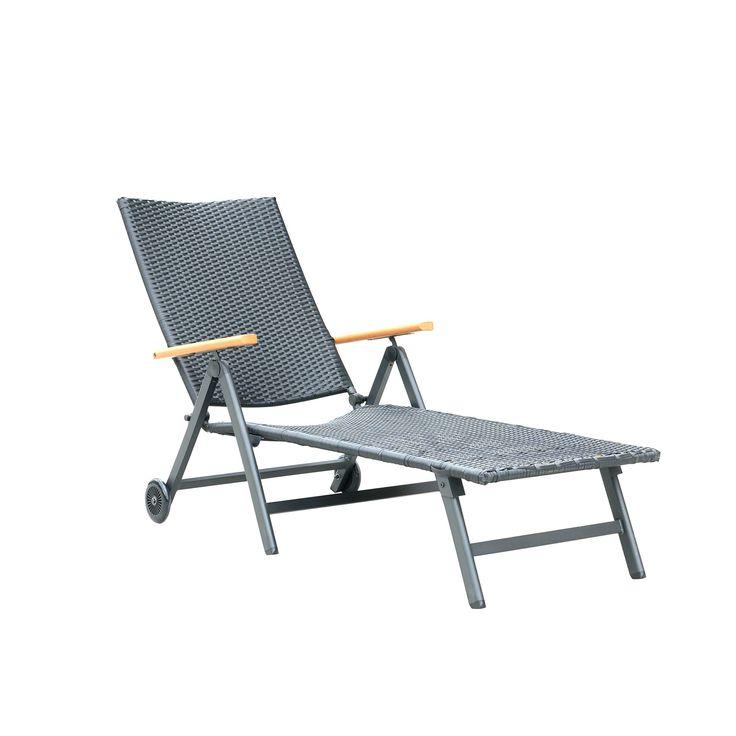 Pvc Folding Chaise Lounge Chairs