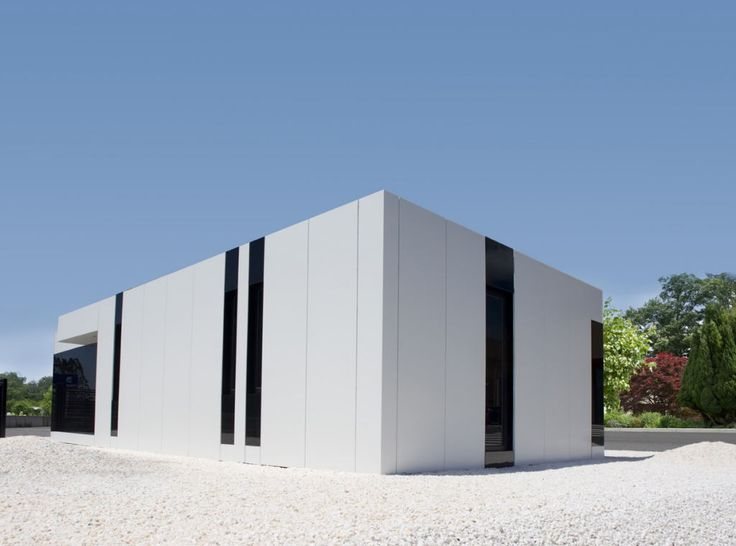 MODULAR HOMES | Modular House A Cero PlusMOOD 595x441 A Cero Presents Its  New Modular .