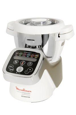 Robot cuiseur Moulinex HF800 COMPANION CUISINE (3784630)