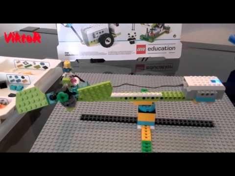 Lego WeDo 2.0 Airplane El avión de VIKTOR - YouTube