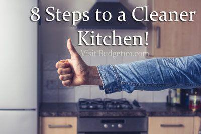 Cleaner Kitchen Tips