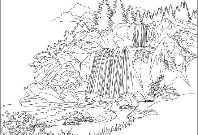 27 Inspiration Image Of Underwater Coloring Pages Fall Coloring