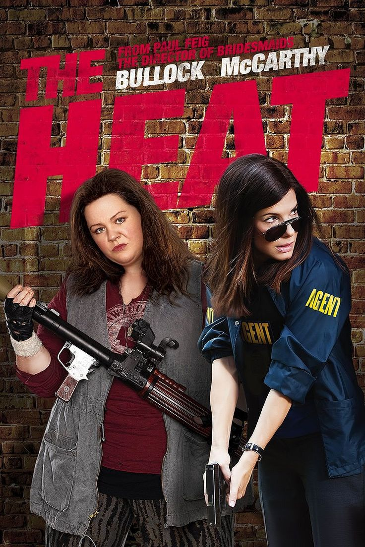 The Heat. I watch this with my bf. it was pretty funny.