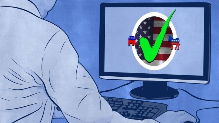 How to Register to Vote Online State by State
